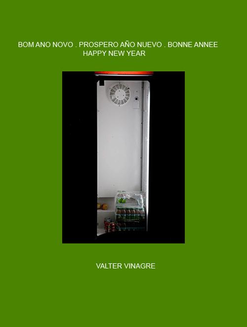 Valter Vinagre deseja-lhe um bom ano de 2011